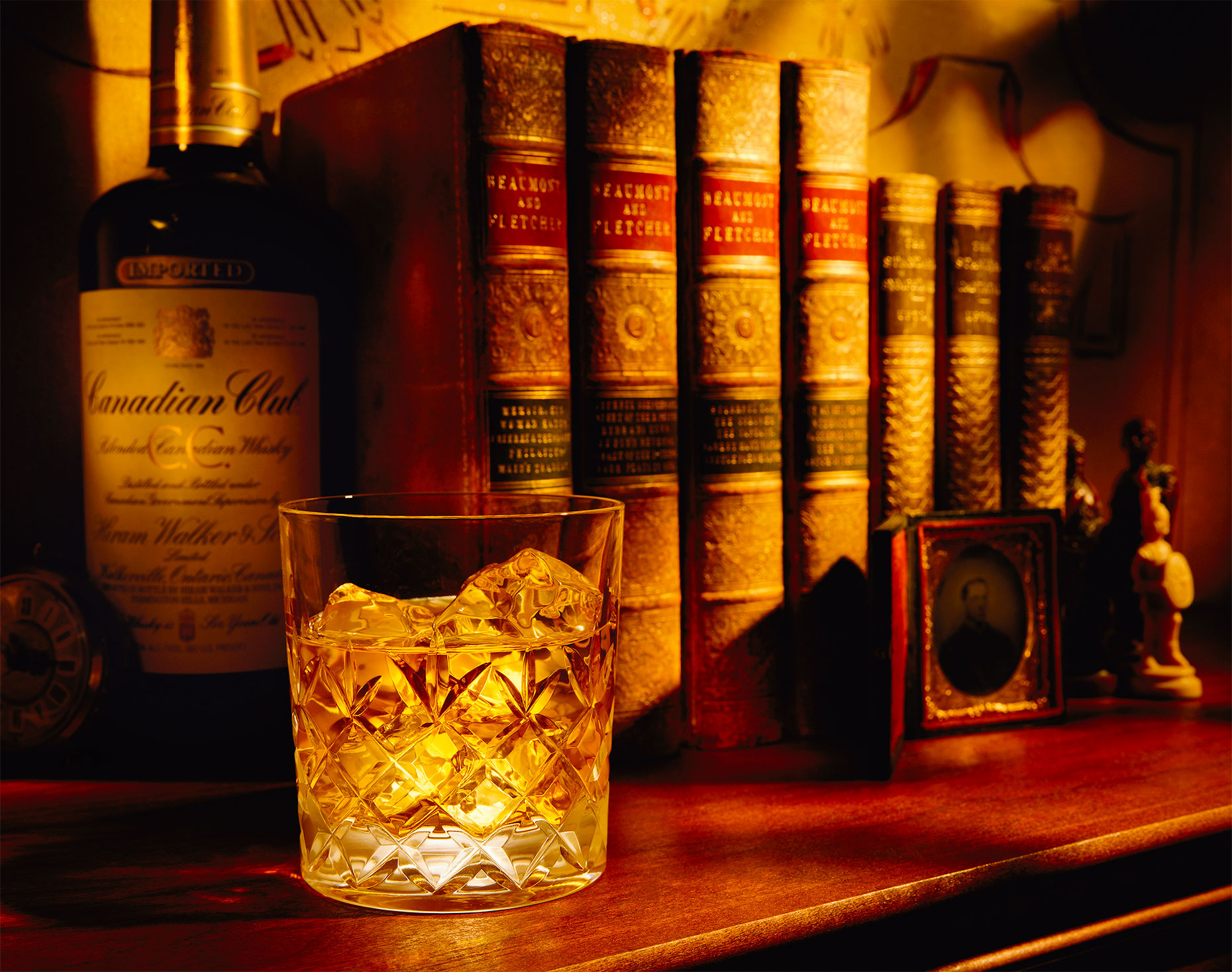 Whiskey--Books
